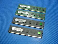 New listing Dell 8500 G.Skill & Micron 16Gb (4x4Gb) Dimm Memory Ram F3-10666Cl9D-8Gbnt