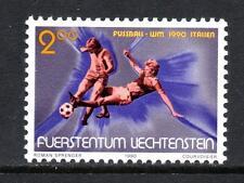 LIECHTENSTEIN MNH 1990 SG990 WORLD CUP FOOTBALL CHAMPIONSHIP - ITALY