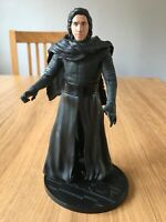"""Star Wars Kylo Ren THE FORCE AWAKENS UNMASKED DIE CAST 6"""" FIGURE WITH STAND"""