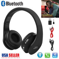 Wireless Bluetooth Stereo Headset Headphone Microphone for Sony PS4 PlayStation4