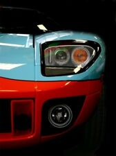GT40 Lemans Race Sports Car Model Concept Dream Hot Rod Carousel BLU f1 18 24 12
