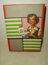 Vintage Black Americana Color Tone Inc. Everyday Greeting Card Box Empty 1960-70