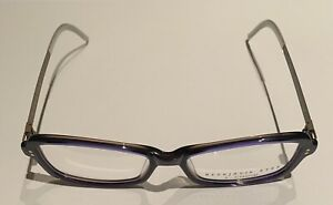 REYKJAVIK EYES Iceland MM8 Col2. Titanium Eyeglasses Frames. Purple & Brown. New