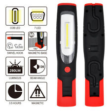 Rechargeable LED Work Light Portable LED Torch Light Magnetic Inspection Lamp
