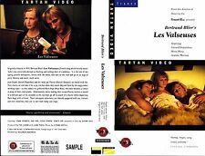 Les Valseuses, Bertrand Blier Video Promo Sample Sleeve/Cover #15945
