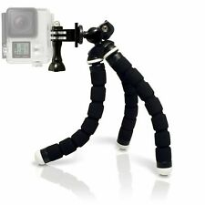 Micros2u GoPro Small Flexible Octopus 2 in 1 Travel Table Top Portable Tripod