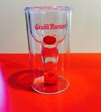 One New Grand Marnier Plastic Upside-Down Shot Glass - 2016 Edition