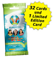 Panini UEFA EURO 2020 Adrenalyn XL - 1 x Fatpack + Limited Edition