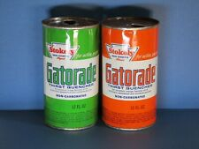 Gatorade Pull Top Soda Cans