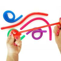5Pcs Stretchy String Toys Autism ADHD Sensory Anti Stress Relief Anxiet NXK