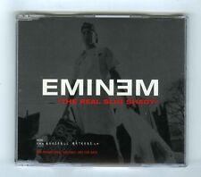 2 TRACK PROMO MAXI CD SINGLE EMINEM THE REAL SLIM SHADY