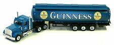 GUINNESS,GMC truck w. trailer,Diecast/Plastic,Loose,S.1:87
