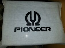 Pioneer VINTAGE Logo. Bandana, Tapestry, Turntable shirt / Dust cover