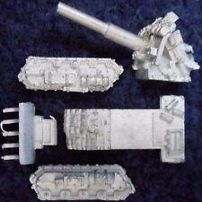 1998 épica Imperial Guard Basilisco asalto pistola 2 ciudadela 6 mm 40K Warhammer 40,000