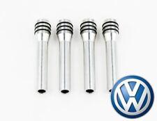 VW Volkswagen Billet Aluminum Door Lock Pins for 1993-1998 Jetta MK3 SET OF 4