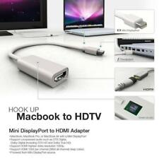 Mini DisplayPort to HDMI Adapter for Apple MacBook Pro, Air, Mac mini.