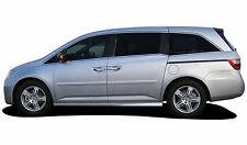 4PC PAINTED BODY SIDE MOLDING FITS 2011 2012 2013 2014 2015 2016 HONDA ODYSSEY