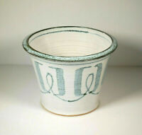 Vintage Studio Pottery Speckle Glazed Large Planter Plant Pot