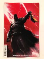 Deathstroke #34 vs Batman Mattina Variant DC Comic 1st Print 2018 unread NM