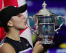BIANCA ANDREESCU 8 X 10 Glossy Kodak Photo Captures US Open For Grand Slam Title