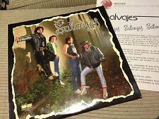 "LOS SALVAJES 12"" LP BELTER 81 - GARAGE ROCK"