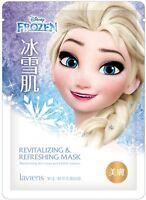 Laviens x Disney Frozen Elsa Skincare Revitalizing & Refreshing Facial Mask 1pc