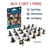 Lego Harry Potter Fantastic Beasts Series 1 Minifigures 71022 Ron Luna Percival
