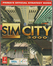 Sim City 3000 Prima Official Stategy Guide
