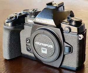 Olympus OM-D E-M1 16.3 MP Mirrorless Digital Camera (Body Only)