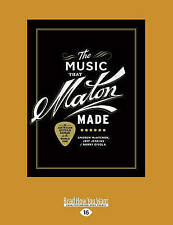 The Music That Maton Made (Large Print 16pt) by McUtchen, Andrew -Paperback