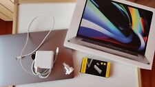 "Apple Macbook Pro 16"" Touch Bar- Core i7 2,6Ghz 512GB SSD 16GB RAM Gris Espacial"