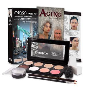 Mehron Mini-Pro Professional Makeup Kit_ Cream student stage theatrical- Pick !!