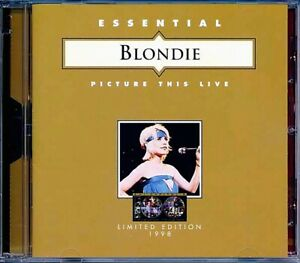 SEALED NEW CD Blondie - Essential Blondie: Picture This Live