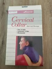 Elasto-Gel Cervical Collar Hot/Cold Therapy New/Sealed