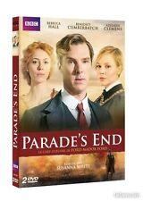 Coffret 2 DVD Parade's end Susanna White BBC NEUF sous cellophane