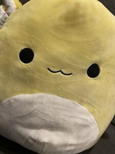 "Squishmallows 12"" TREYTON The Yellow Axolotl! Brand NEW/HTF Fast Ship!"