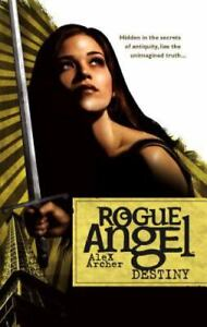 Destiny (Rogue Angel, Book 1) - Mass Market Paperback - VERY GOOD