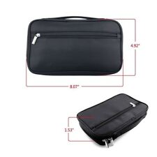 Travel Organizer Tool Artist Beauty Storage Makeup Box Cosmetic Bag Case