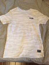 Nike FC Predator White Camo T Shirt Sz SMALL