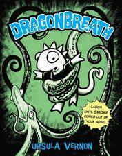 Complete Set Series - Lot of 11 Dragonbreath books by Ursula Vernon YA Fantasy
