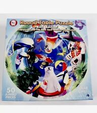 Round Table Puzzle - Kids' Edition - Polar Chill 50 Pieces Sealed New