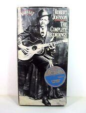 ROBERT JOHNSON The 41 Complete Recordings 2 CD BOX SET  ROOTS N BLUES