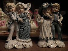 Porcelaine figurines-Made in Japan, jusqu 'à 16 cm de hauteur