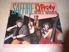 Saffire-The Uppity Blueswomen LP - Sealed