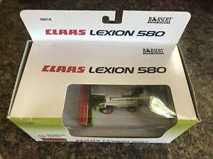 Claas Lexion 580 Combine 1:87 BNIB DEALER BOX Norscot