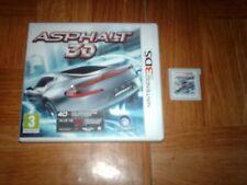ASPHALT 3D...jeu complet...sur 3DS