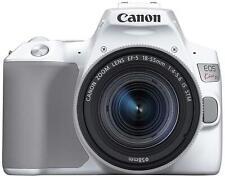 Canon 2019 DSLR Camera EOS Kiss X10 Lens Kit White EF-S18-55 IS STM New in Box