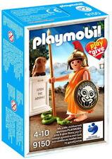 Playmobil 9150 play & give ancien dieu grec de la sagesse athena 7.5cm