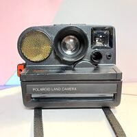 Polaroid Polasonic 5000 Auto Focus Land Camera! Tested Working SX-70 Retro Lomo!
