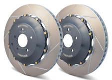 Girodisc 2 Piece Rear Rotors For Nissan R35 GT-R